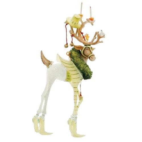 Department 56 Krinkles Reindeer Prancer Ornament