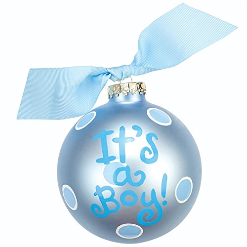 It's a Boy Ornament