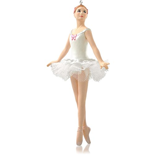 Hallmark QGO1373 Graceful Ballerina 2014 Hallmark Keepsake Ornament