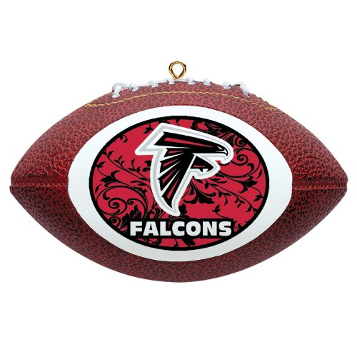 NFL Atlanta Falcons Mini Replica Football Ornament
