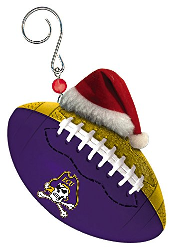 Team Ball Ornament, Eastern Carolina
