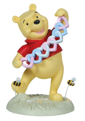 Precious Moments The Magic of Disney Collectible Figurine, You Have Touched So Many Hearts