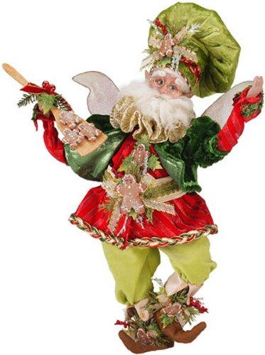 Mark Roberts Collectible Gingerbread Spice Fairy – Medium 17″ #51-36730