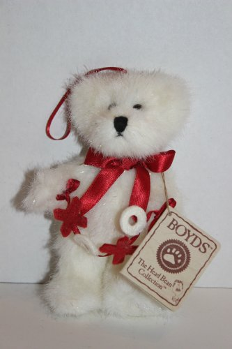 "Boyds Plush ""H K Bearlove"" XOXO #82054"