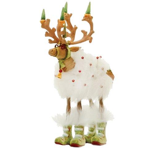 Department 56 Krinkles Reindeer Blitzen Ornament