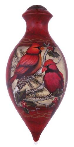 Ne'Qwa Crimson Cardinals Ornament