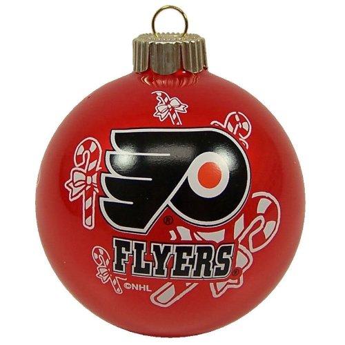NHL Philadelphia Flyers Traditional 2 5/8″ Ornament