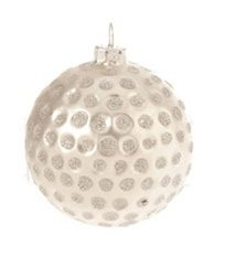 RAZ Imports – 3″ Sport Ball Ornaments – GOLF BALL