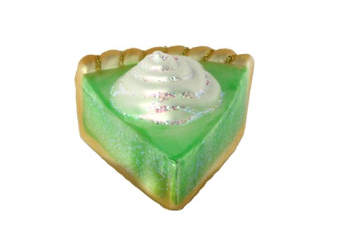 Key Lime Pie Ornament