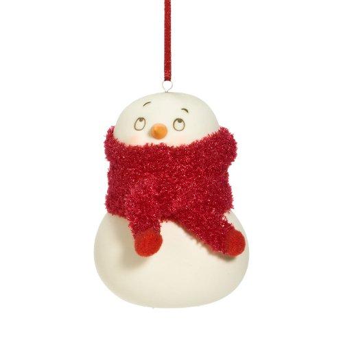 Department 56 Snowpinions Wound Tight Snowman Ornament