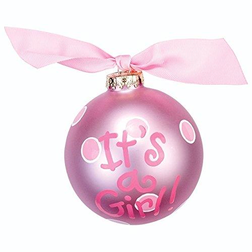 It's a Girl Ornament