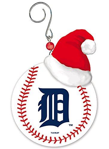 Team Ball Ornament, Detroit Tigers
