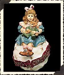 """Boyds Yesterday's Child """"Amy & Sam … Baby's First Christmas"""" Ornament by The Boyds Collection Ltd."""