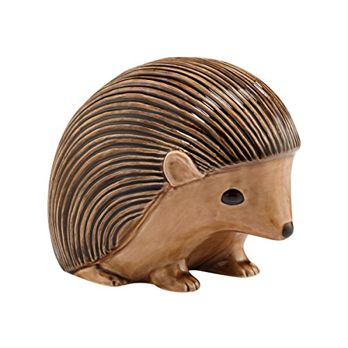 Department 56 Forest Lane Mama Hedgehog Figurine, 4.625-Inch