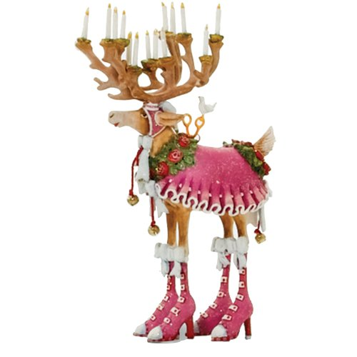 Department 56 Krinkles Reindeer Donna Ornament