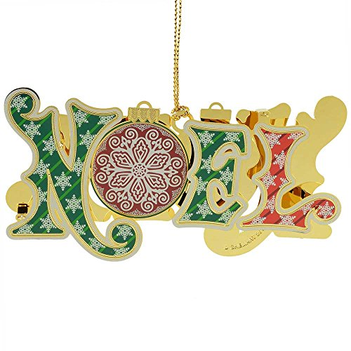 ChemArt Noel Ornament