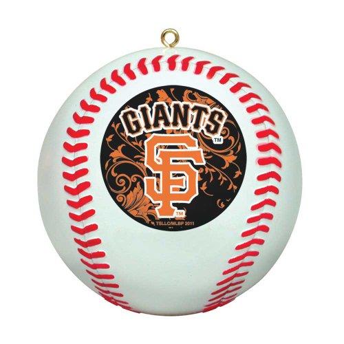 MLB San Francisco Giants Mini Replica Baseball Ornament