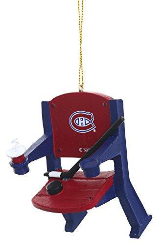 Stadium Chair Ornament, Montreal Canadiens