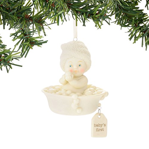 Snowbabies Baby's 1st Ornament