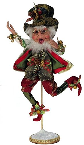 Mark Roberts Northpole Forest Elf Small 9″