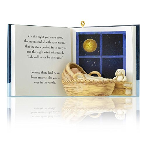 Hallmark 2014 On the Night You Were Born Ornament