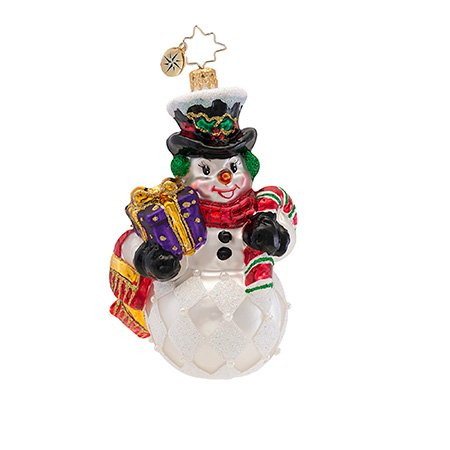 Christopher Radko Reuben J. Frost Ornament