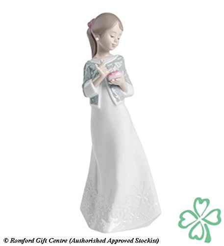 Nao Porcelain by Lladro A GIFT FROM THE HEART 2001588