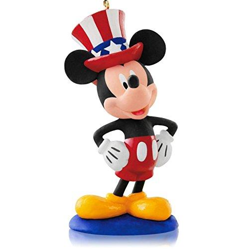 A Year Of Disney Magic – Yankee Doodle Mickey – 2014 Hallmark Keepsake Ornament