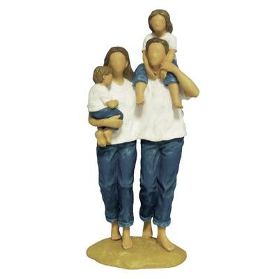 Forever in Blue Jeans Our Family Figurine