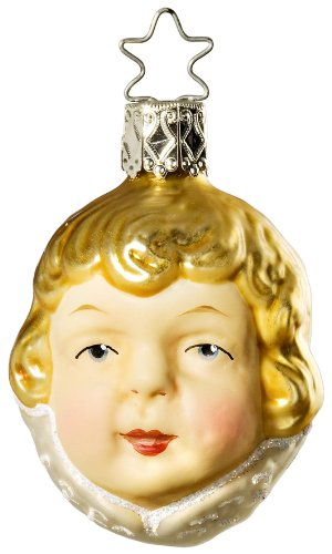 Antique Cherubim, #1-041-09, by Inge-Glas of Germany