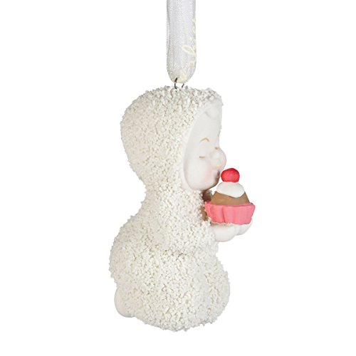 Snowbabies Sweet Treat Ornament, 2.5-Inch