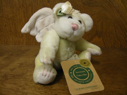 Boyds Plush Ornaments #56232-12 Aurora Goodnight