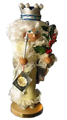 2004 Signed By Herr Steinbach *Ghost of Christmas Past* Limited Edition Nutcracker From the Christmas Carol Series