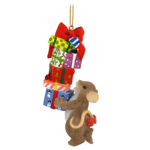 Charming Tails Hanging Ornament – Stacks Of Joy
