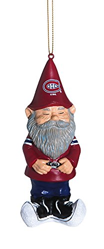 Gnome Ornament, Montreal Canadiens