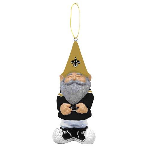 New Orleans Saints Gnome Ornament