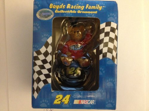 Boyd's Racing Family Collectible Ornament – Jeff Gordon #24