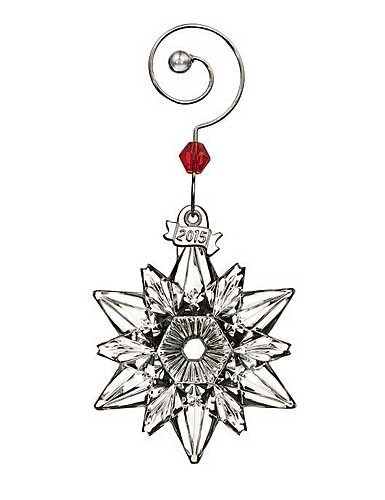 Waterford Mini Snowflake Ornament