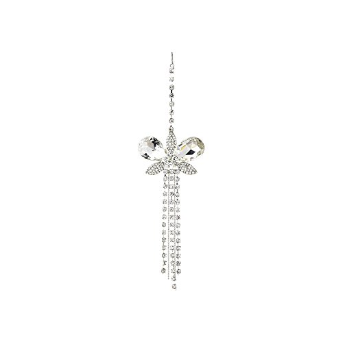 Sage & Co. XAO13783 Crystal Brooch Ornament