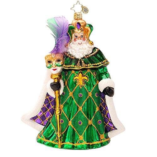 Christopher Radko Karnival Kringle Ornament 2014