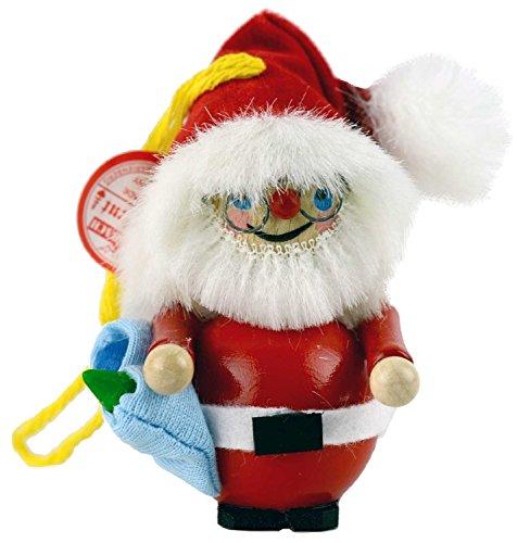 Steinbach Santa Ornament