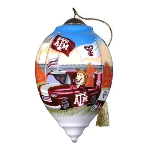 Ne'Qwa Art Texas A&M University Ornament 594-CL-NQ