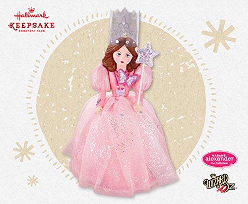 Wizard of Oz – Glinda the Good Witch – Madame Alexander Ornament 2015 Hallmark