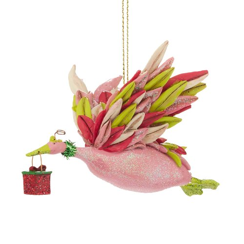 Department 56 Tina Givens Georgina Goose Ornament, 3-Inch