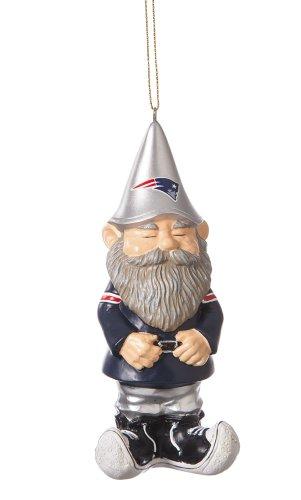 New England Patriots Gnome Ornament