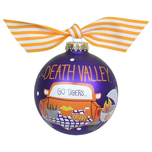 Clemson Tailgate Season Ornament