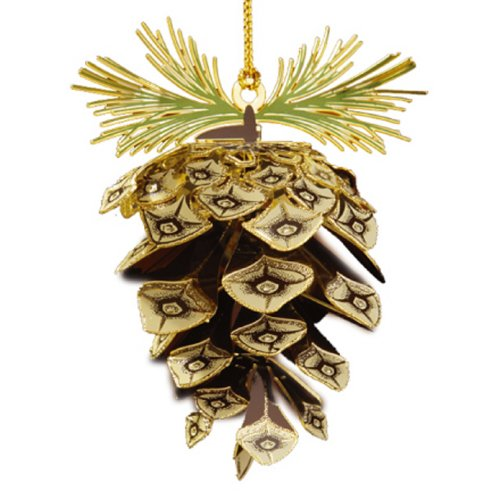 Baldwin Sylvan Pine Cone  Ornament