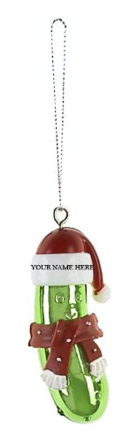Ganz The Christmas Pickle – Christopher – Ornaments NEW Gifts Christmas PCX1045-GANZ