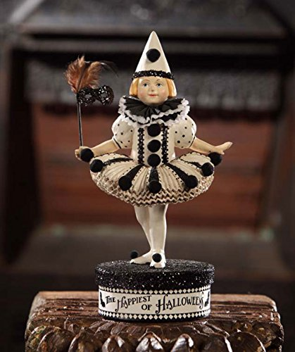 Bethany Lowe ME4918 Dance Into My Heart Halloween Container New 2015