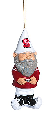 Gnome Ornament, North Carolina State